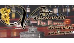 Vittorio De Roma Italian Bistro Logo