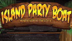Island Party Boat Logo