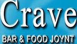 Crave Bar & Food Joynt Logo