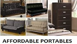 Affordable portables coupons discounts and deals for Affordable furniture repair