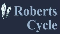 Robert's Cycle  Logo