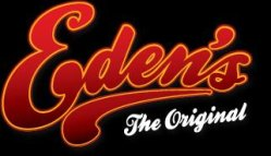 Edens Fast Food Restaurant  Logo